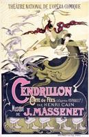 """Cendrillon"""", opéra composé par Jules Massenet"""
