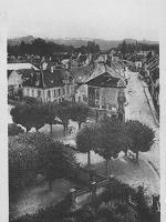 Crécy-la-Chapelle. Carte postale.