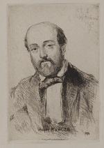 Portrait d'Henry Murger.