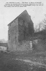 Maison du bourreau de Provins à Brie-Comte-Robert.