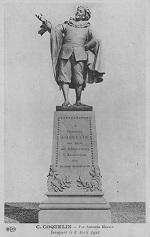 Statue de Constant Coquelin