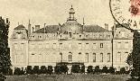 Le château de Vaux-le-Pénil.