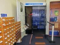 Salle des inventaires