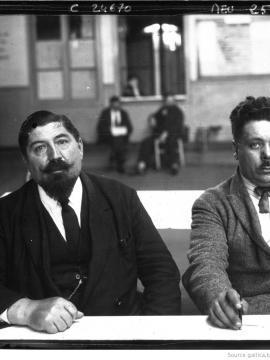 Photographie d'Arthur Chaussy, député de Seine-et-Marne