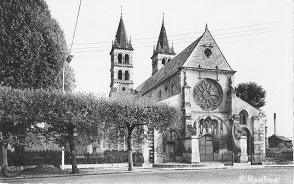 Notre-Dame de Melun.