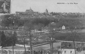 Panorama de Provins
