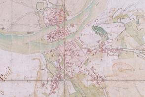 Le domaine de l'abbaye.