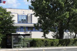 Vue extérieure du bâtiment des Archives départementales