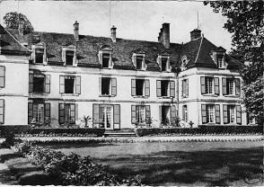 Le prieuré des Basses-Loges à Avon.