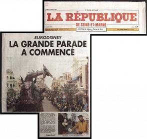 La République de Seine-et-Marne : édition Melun-Plaine-de-Brie.