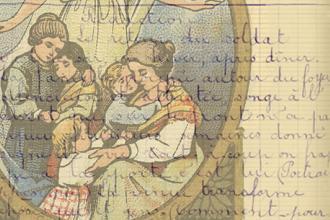 Famille durant la guerre