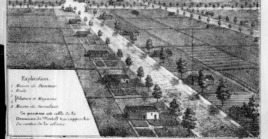 Une enquête seine-et-marnaise au XIXe siècle.