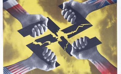États-Unis, victoire alliée sur le nazisme