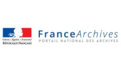 Logo du portail France Archives