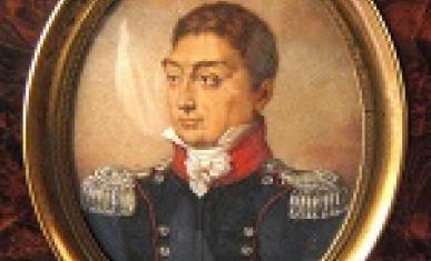 Portait de Lafayette
