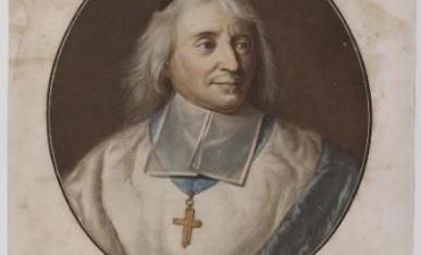 Portrait de Bossuet