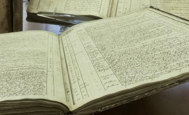 Répertoire de notaire ouvert