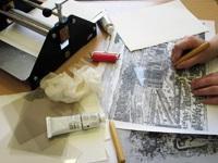 Les outils de la gravure