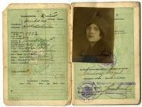 Passeport hongrois, 1927 (AD77, M5997)
