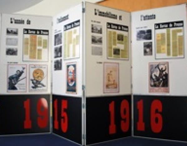La guerre de 1914-1918