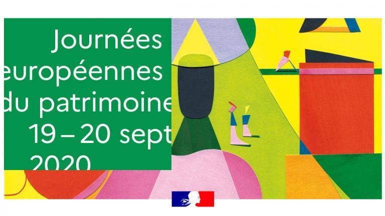 Bandeau de l'affiche des JEP 2020